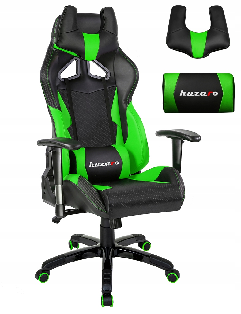 HUZARO FORCE 7.2 GREEN